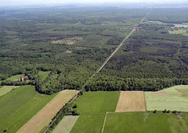 Atlas des paysages d alsace rep res g ographiques de la - La table des chevaliers haguenau ...